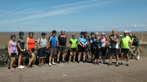 Social Cycling Group on the Wirral