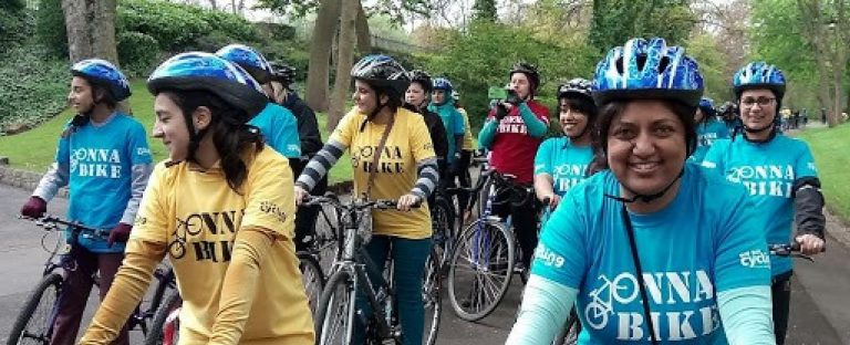 Cycling UK Riding in a Group